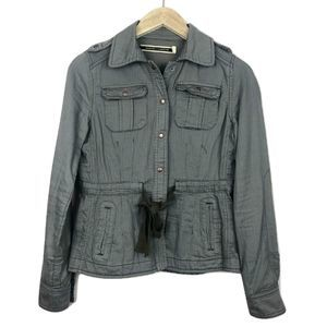 Anthro Daughters of Liberation Utility Jacket